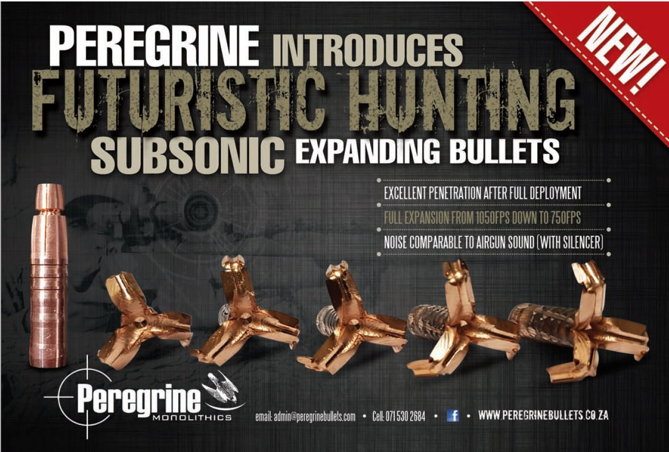 Peregrine Bullets | Bullets for the rifle connoisseur